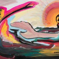 Untitled by Cindy Trawinski, hand reaching