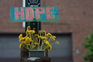 Photo Credit: HOPE by Gedalya AKA David Gott via Flickr CC BY 2.0