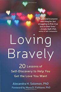 Loving Bravely Book