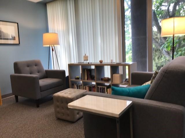 LifeWorks Skokie therapy room