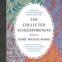 "Book cover for, ""The collected schizophrenias"""